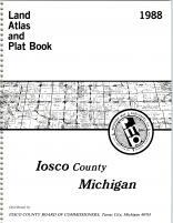 Title Page, Iosco County 1988
